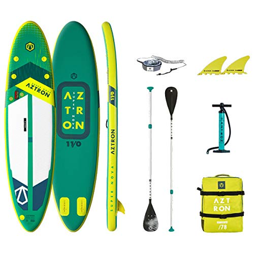 "Aztron SUPER NOVA 11'0"" SUP im Test (2021)"