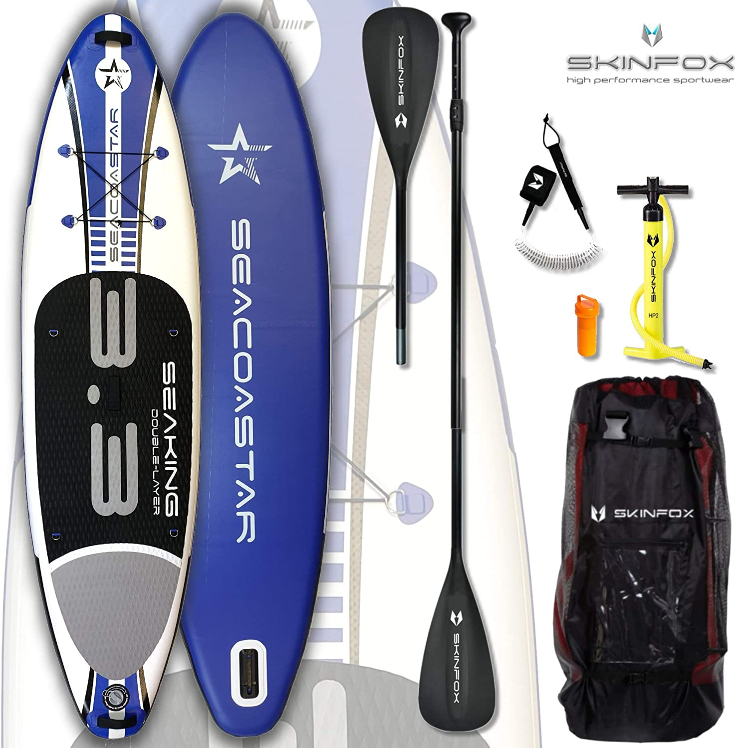 "Seacoastar SEAKING 10'8"" im Test"