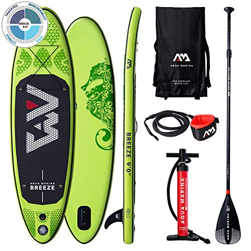 "Aqua Marina BREEZE 9'0"" im Test"