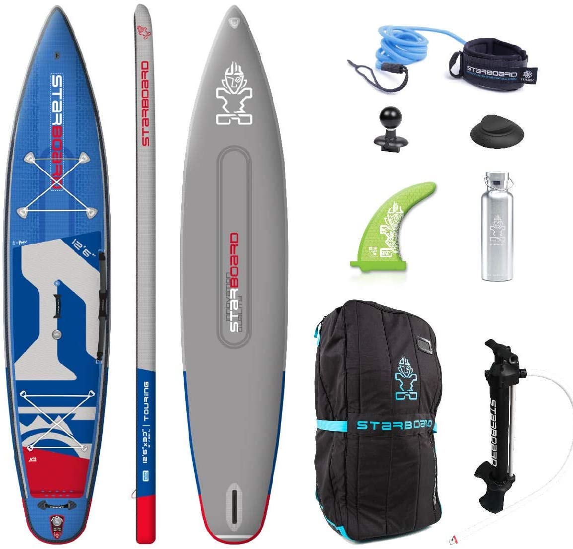 "Starboard Touring Deluxe DC 12'6"" im Test"
