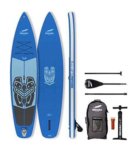 "Indiana SUP 11'6"" Family Pack im Test (2020)"