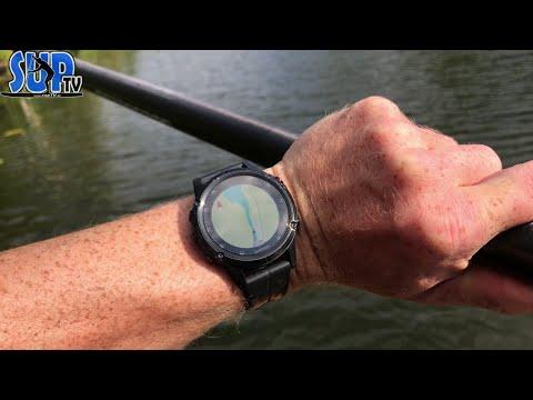 Streckenaufzeichnung bei SUP-Touren mit Garmin-Sportuhren // Stand-Up Paddle Funktion bei Garmin ⌚️
