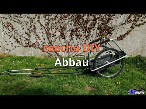 reacha DIY - Abbau // in ca. 3 Minuten erledigt
