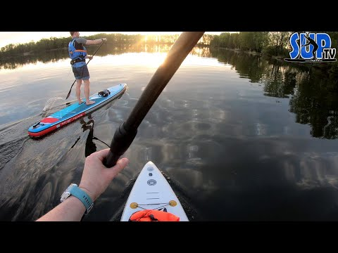 SUP Mikroabenteuer