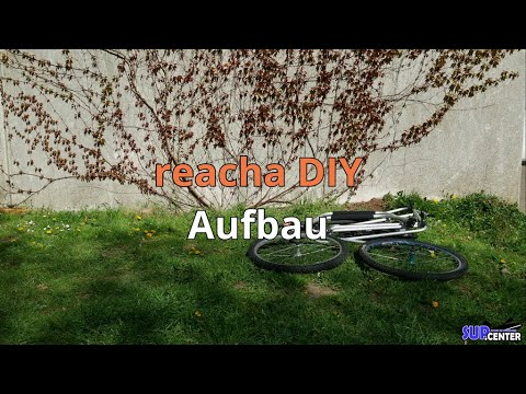 reacha DIY - Aufbau // in ca. 5 Minuten erledigt (inklusive 2 Bows und Reifen)