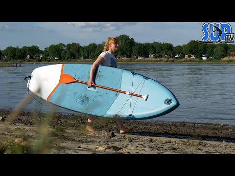 ITIWIT X100 Touring 11' im Test: Einsteiger-SUP für 349€ bei Decathlon? Wie gut ist das SUP-Board?