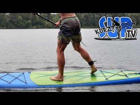 Gehen & Bewegen auf dem SUP-Board // Tutorial // #kurzgeSUPt #9