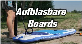 aufblasbare SUP-Boards