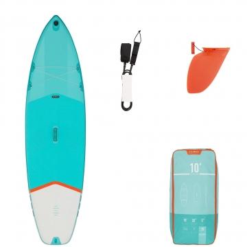 SUP-Board Stand Up Paddle aufblasbar Touring Einsteiger 10´ grün