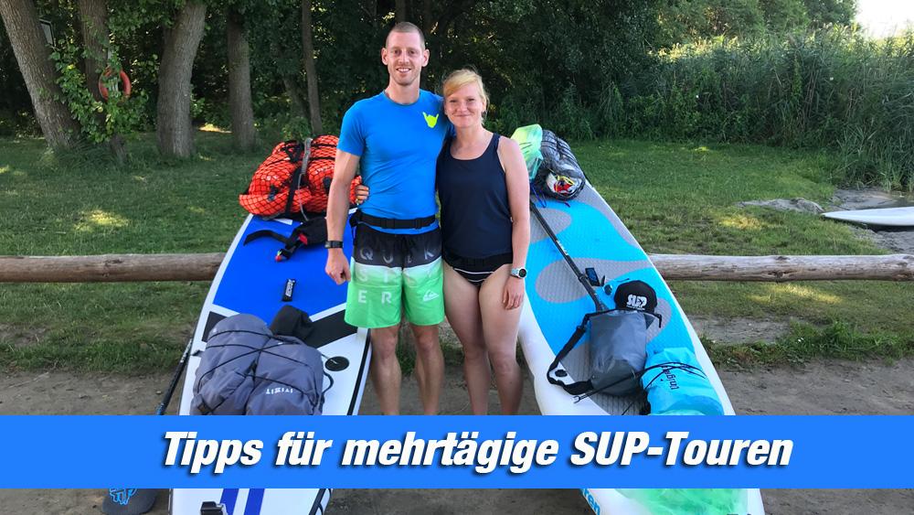 Camping SUP Tour