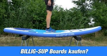 Billig SUP Board