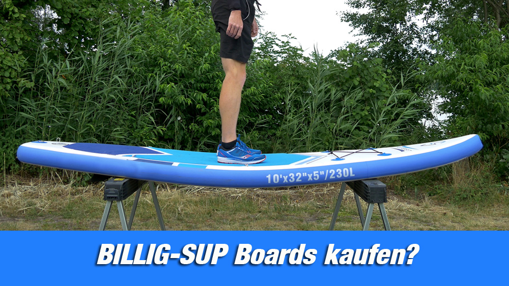 Billig SUP Board