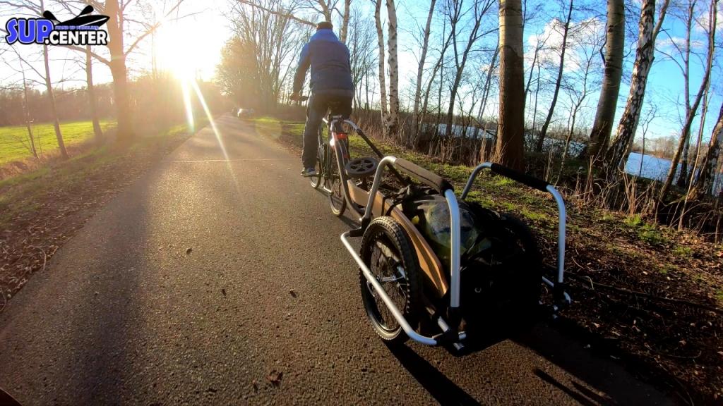 reacha_Anhänger_see_SUP_Fahrrad