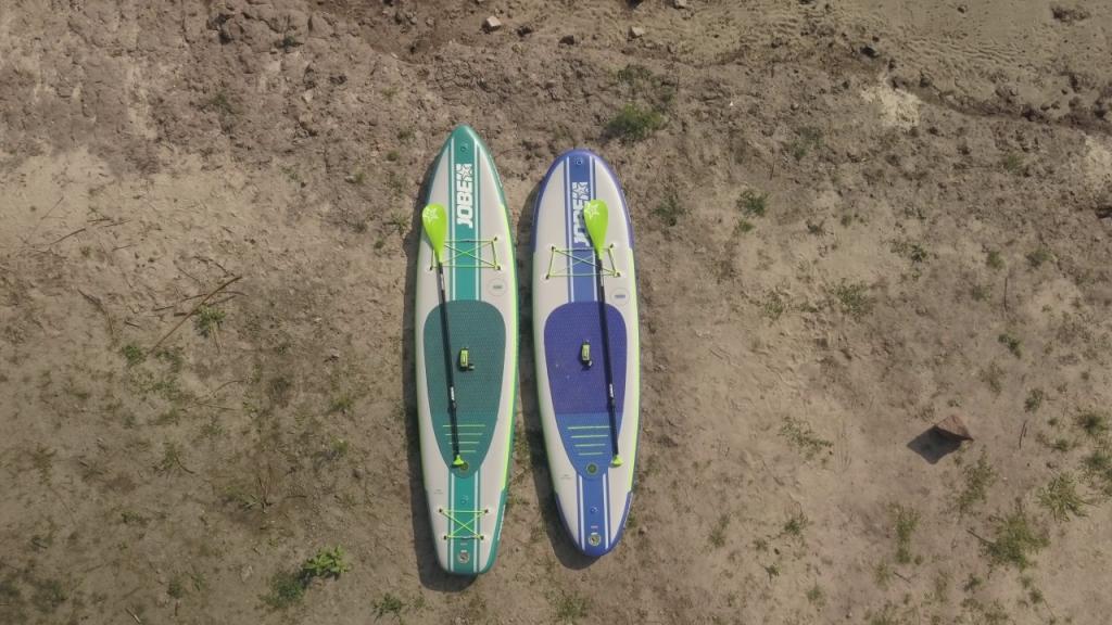 SUP Board kaufen - Touring VS Allround