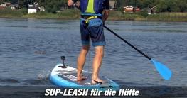 SUP Leash Hüfte