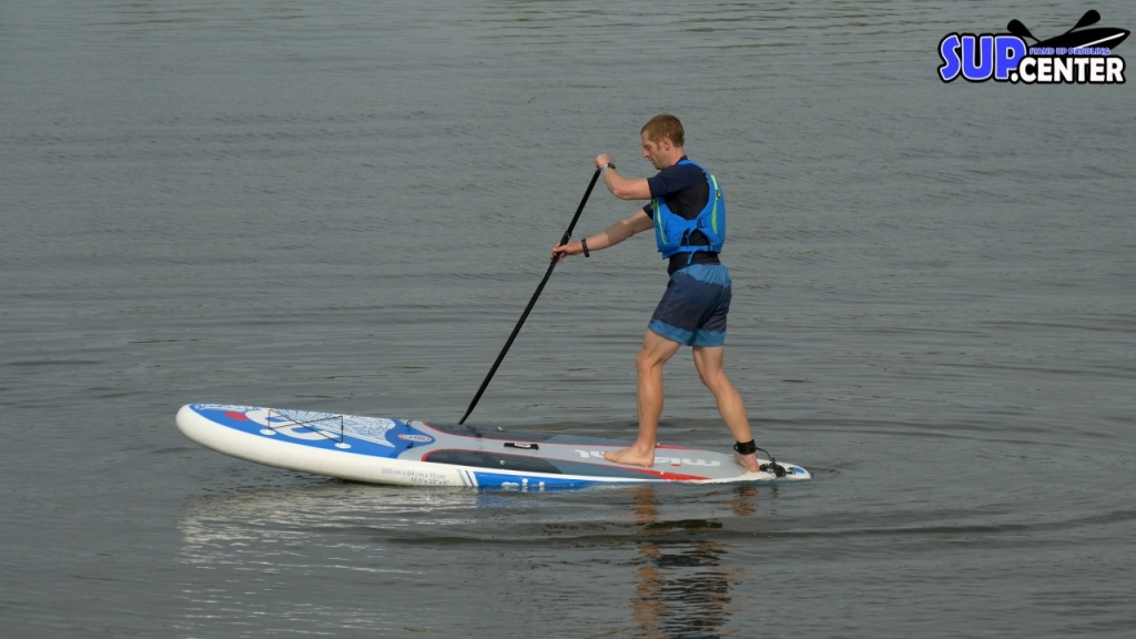 mistral SUP Board Test