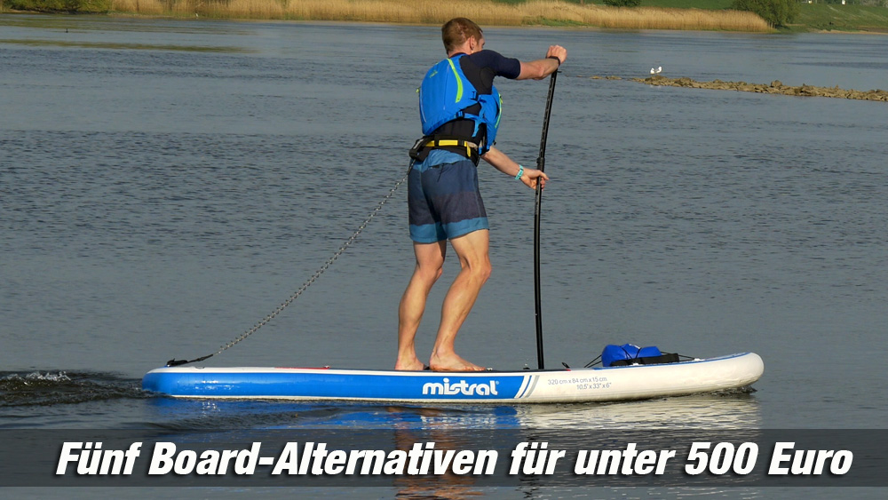 Alternativen LIDL mistral SUP Board