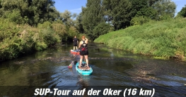 Stand Up Paddling Oker