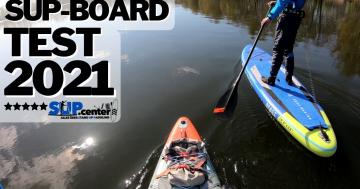 Der große SUP-Board Test 2021