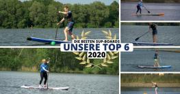 Die besten SUP-Boards 2020
