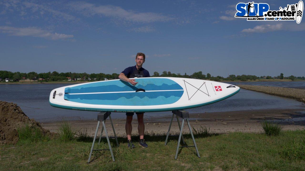 Airboard Skyline - die besten SUP-Boards 2021